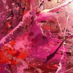 Rood schilderij kopen - FAUQ Studio