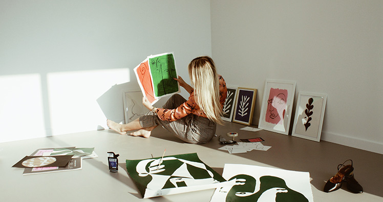 Duurzame Kunst - Sustainable Art - FAUQ Studio