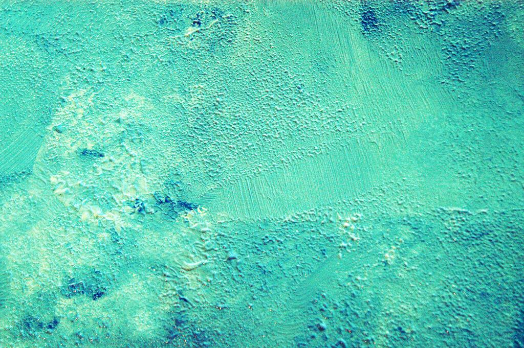 Turquoise mengen - FAUQ Studio